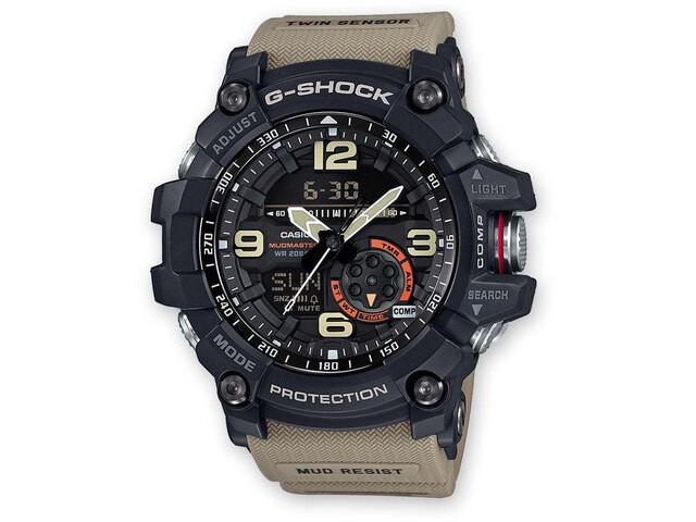 CASIO G-SHOCK GG-1000-1A5ER Montre Homme, brown/beige/black